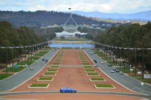 Stroll down Anzac Parade and enjoy the view this Queens Birthday in Canberra